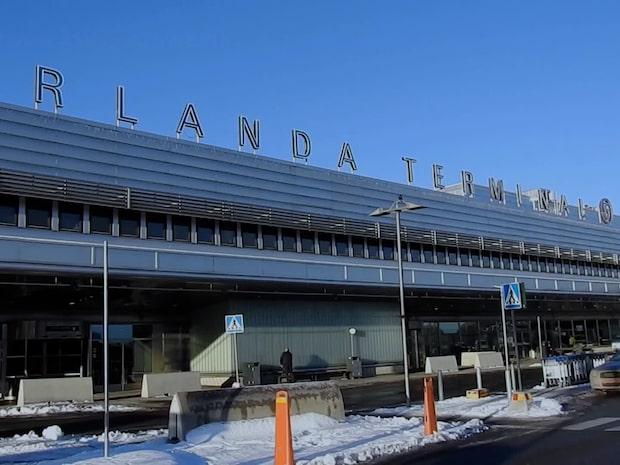 """Hemligstämplad polisrapport: """"Kriminella jobbar på Arlanda"""""""