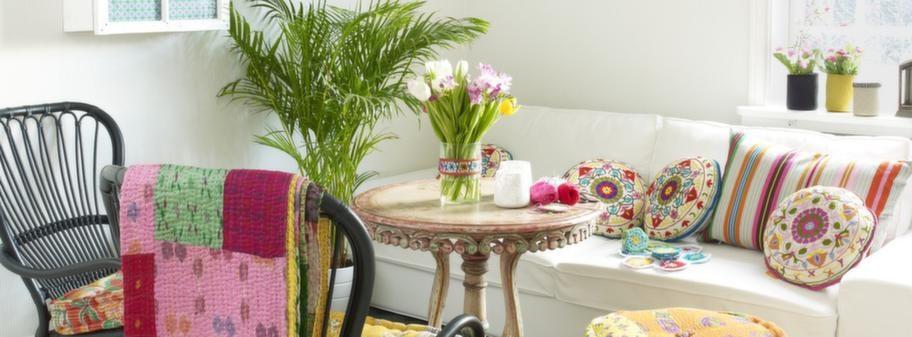Välkomna våren med ljus färgglad inredning Leva& bo Expressen Leva& bo