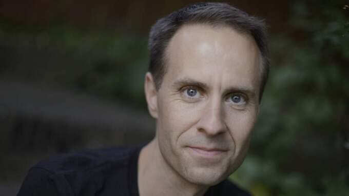 Martin Smedjeback, Svensk mat- och miljöinformation. Foto: Jose Figueroa