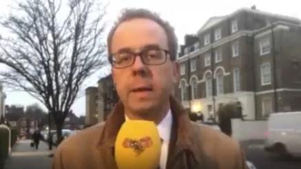 """Mats Larsson: """"En nervös dag för Theresa May"""""""