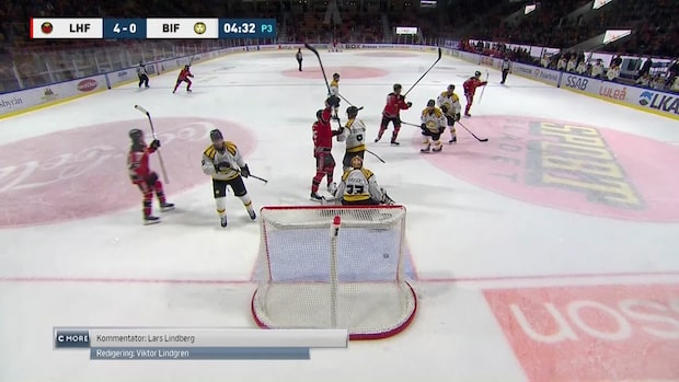 Höjdpunkter: Luleå-Brynäs