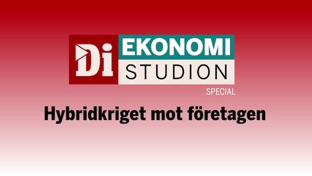 Ekonomistudion special: Hybridkriget mot företagen