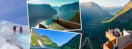 8 magiska platser du bara måste se i Norge