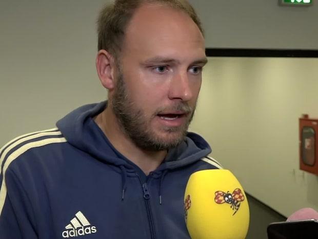 """Granqvist berättar om dramat: """"Kunde ha brutit matchen"""""""