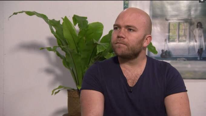 """""""Jag vet inte hur många lån jag tagit"""", säger Christian. Foto: TV3"""
