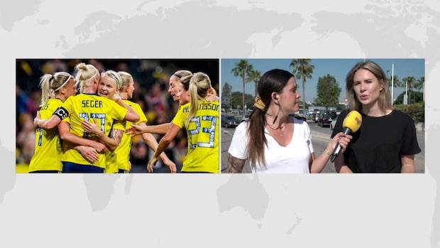 "Sverige-Thailand: ""Slarvar extremt mycket"""