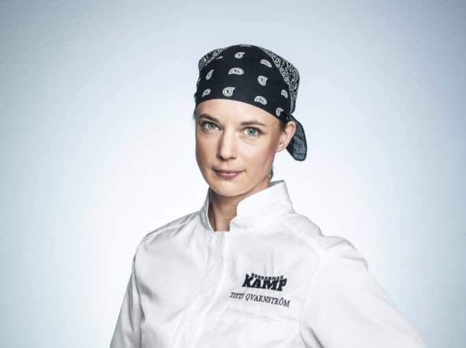 """Titti Qvarnström blev Årets kock i Skåneland 2016 och är nu nominerad till """"Årets skåning"""". Foto: LINUS HALLSENIUS"""