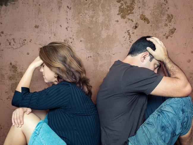 Kommer ni inte vidare i relationen är det dags att börja prata om era problem