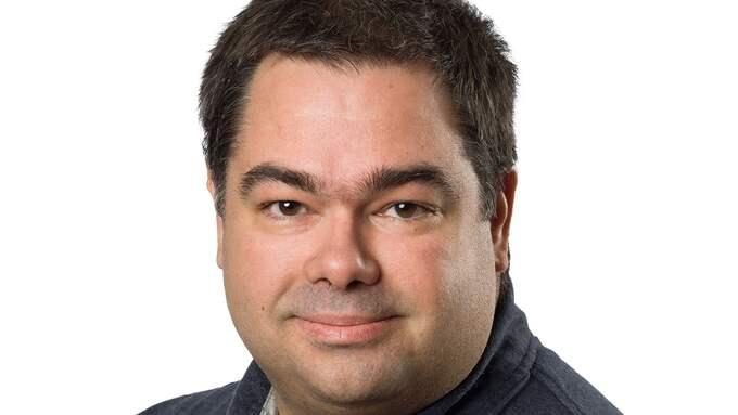 Gabriel Veble (S), regionfullmäktigeledamot i VG-regionen. Foto: PETER WAHLSTRÖM