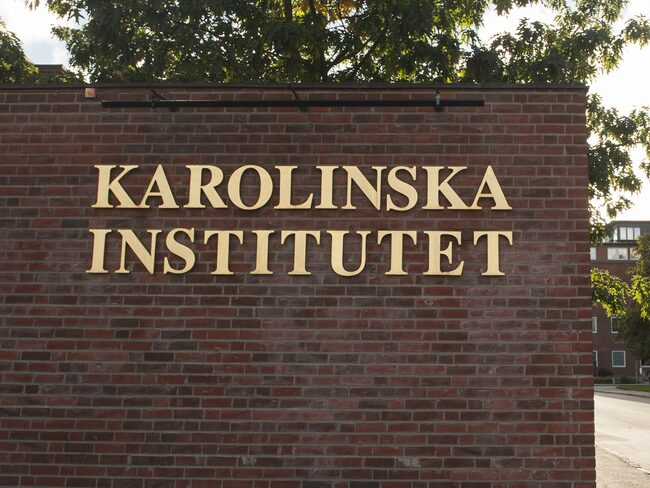 Karolinska institutet.