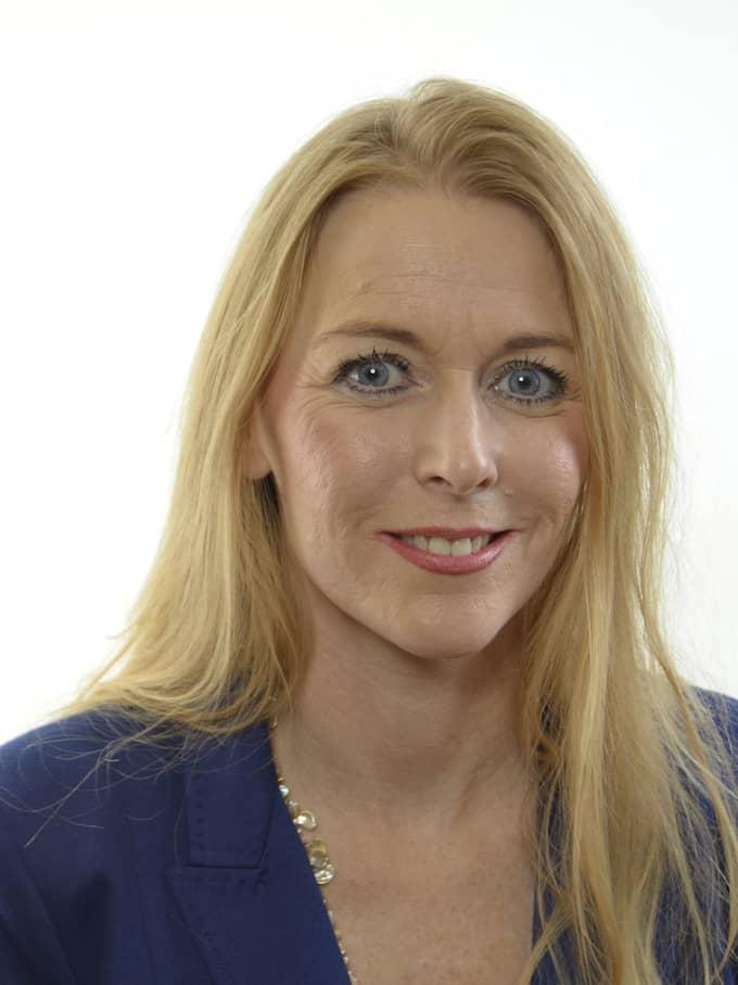 På torsdagskvällen kom beskedet att Pernilla Stålhammar lämnar sina utskotts- och nämnduppdrag. Foto: PRESSBILD