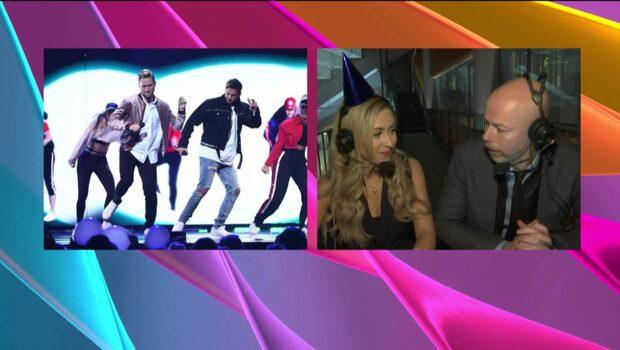 Liamoo och Samir & Viktor vidare till final i Melodifestivalen