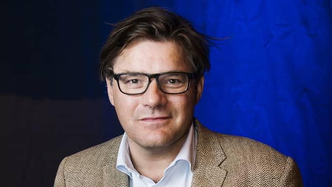 Jan Helin är programdirektör för SVT och tidigare chefredaktör för Aftonbladet. Foto: IZABELLE NORDFJELL/TT / TT NYHETSBYRÅN