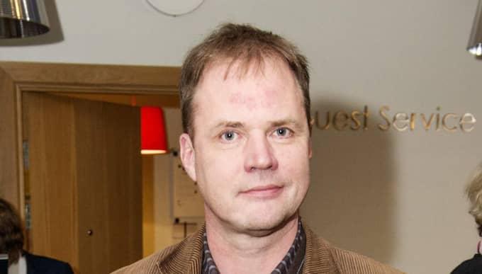 Björn Häger, Publicistklubben. Foto: Emil Nordin