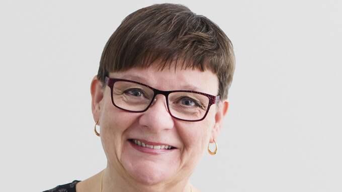 Anne-Marie Eklund Löwinder, säkerhetschef på IIS. Foto: Sara Arnald