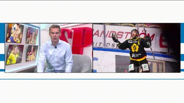 Pontus Petterström lämnar Skellefteå