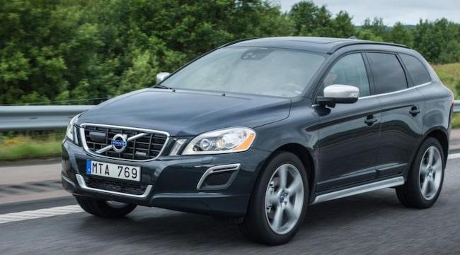 ÖKADE I DECEMBER. Volvo ökade sin marknadsandel i Europa i december, men totalt under 2012 tappar man 9,4 procent.