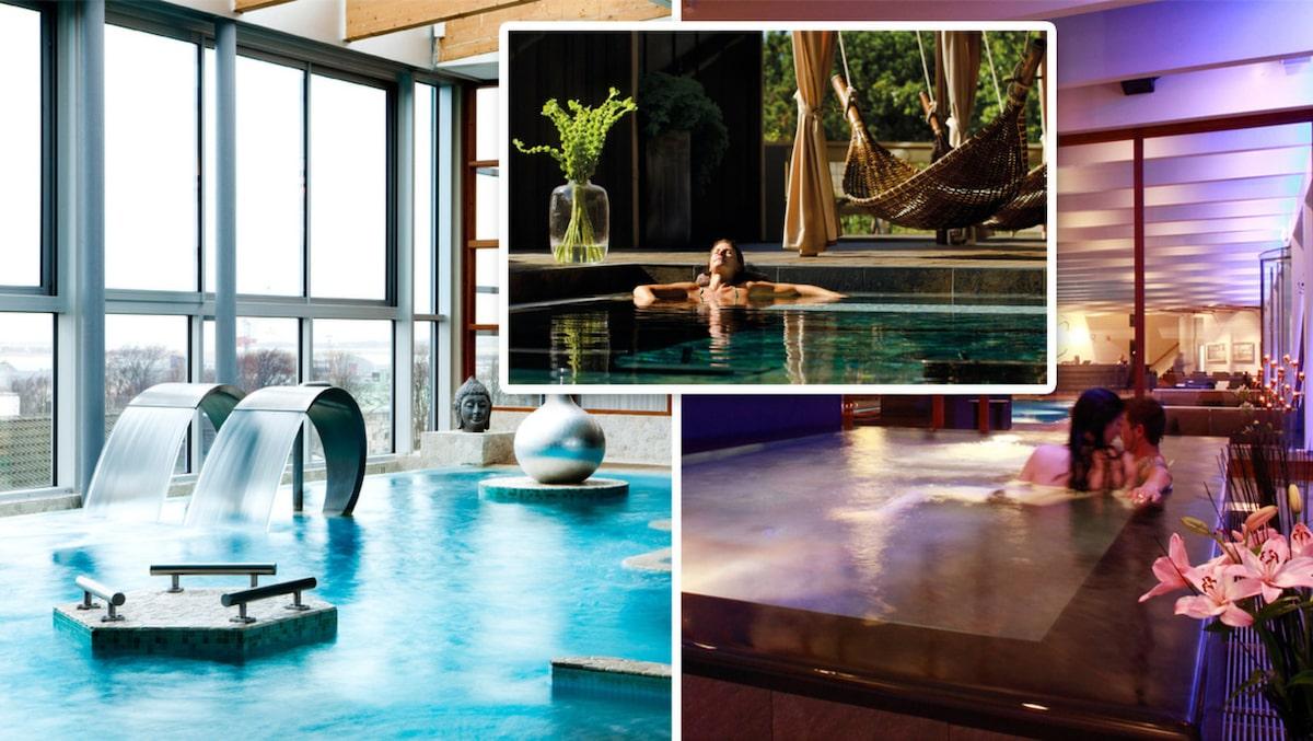 svenska spa hotell
