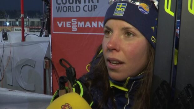 Kallas besked: Ställer in sprinten