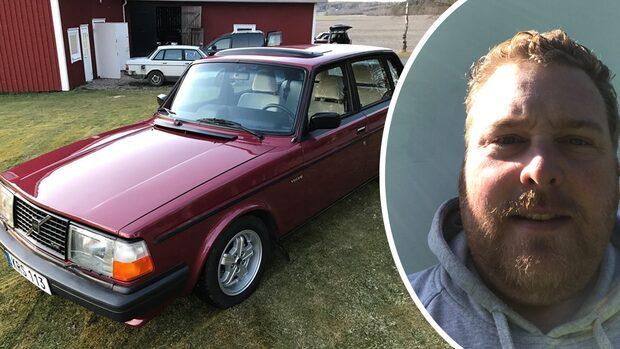 Efter budkriget – Torgnys Volvo 240 är såld
