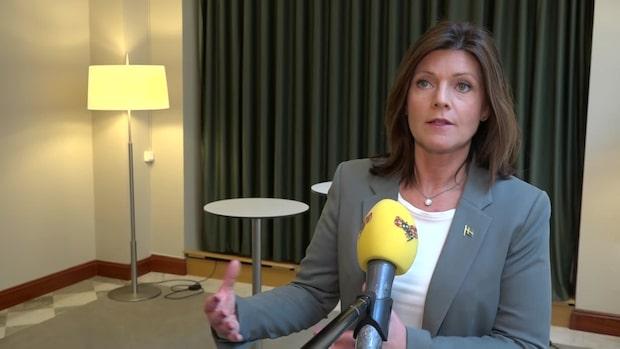 Eva Nordmark: Utredningen inte når upp till dom krav vi hade