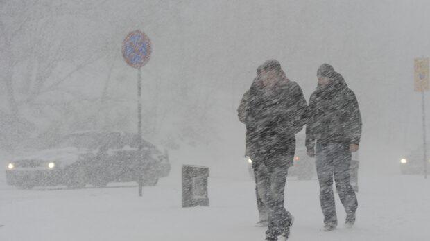 Meteorologen varnar för isande kall vecka