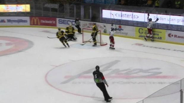 Höjdpunkter: Västerås-Oskarshamn