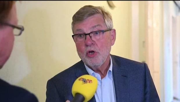 Björn von Sydow om KU:s granskning av IT-härvan