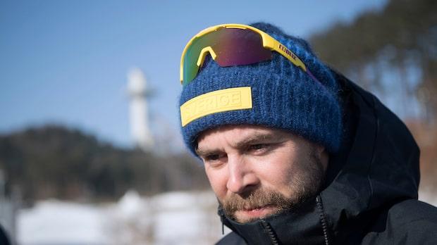 "Rikard Grip: ""Kan utamana om en medalj"""