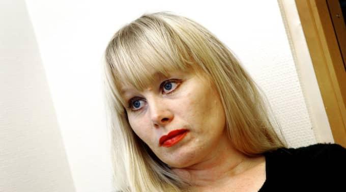 Ann Heberlein. Foto: Cornelia Nordström