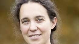 Sofia Wikström, marinekolog på Stockholms universitet, ser ljust på Östersjöns framtid. Foto: Stockholms universitet