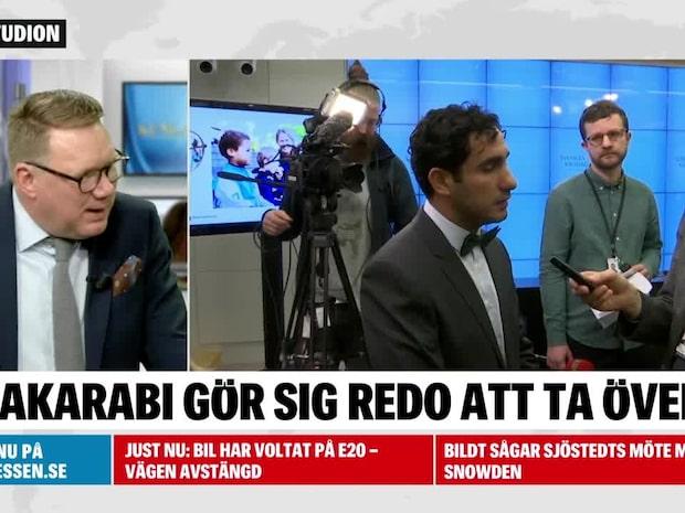 """Niklas Svensson: """"Visar att han är att räkna med"""""""