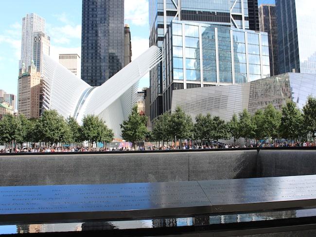 Oculus, 9/11 Memorial & Museum och One World Observatory har gett FiDi nytt liv.
