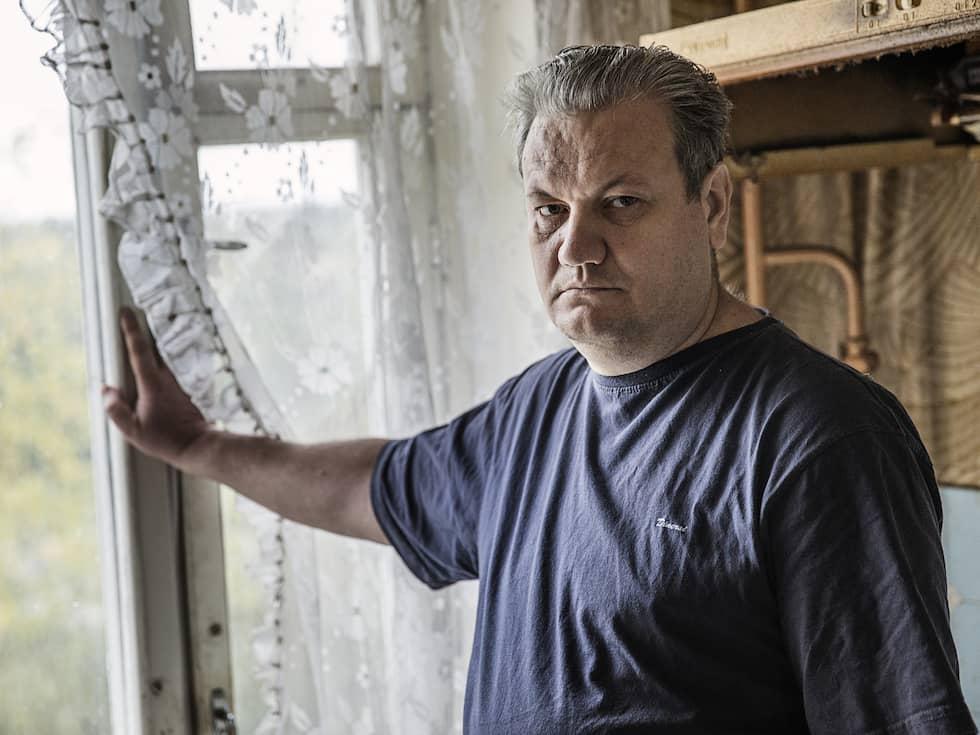 Nu berättar sonen om pappan överstelöjtnanten Stanislav Petrov. Foto: Axel Öberg