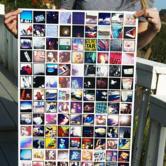 3 trender<br><strong>1 Personliga bilder</strong><br>Instagram är ett populärt socialt nätverk som baseras på användarnas bilder. Nu kan du göra en affisch av dina favoritbilder, från 160 kronor, printstagr.am/poster.