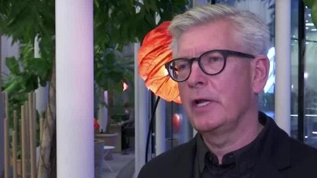 """Börje Ekholm vd Ericsson: """"Vi har 113 kontrakt på 5G och 65 nätverk runt världen"""""""