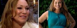 Perrelli tvingades erkänna  sin gravidhemlighet i TV4