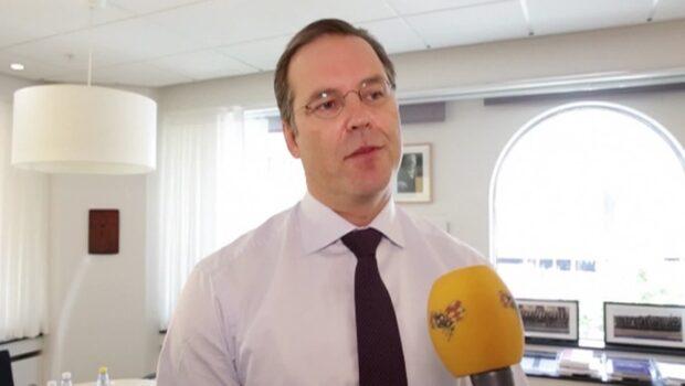 Anders Borgs nya stora satsning i bankutmanaren