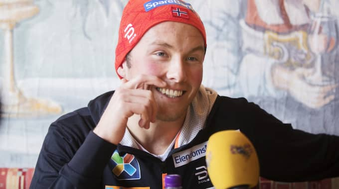 Emil Iversen. Foto: Nils Petter Nilsson