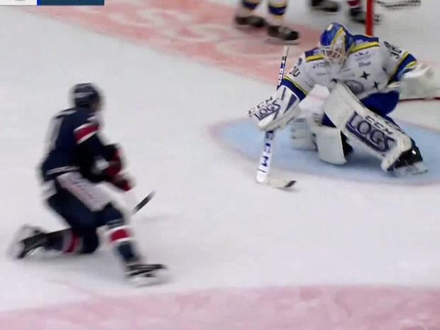 Highlights: Leksand-Linköping