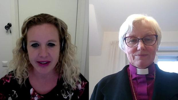 Karin Sörbring möter Antje Jackelén