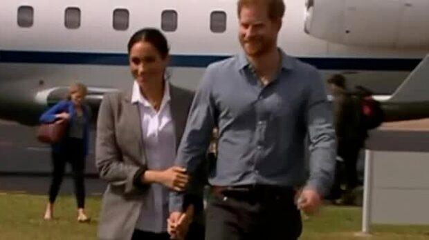 Prins Harry och Meghan har fött en son