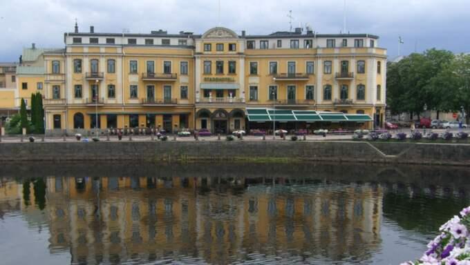 Mannen dömdes till tre och ett halvt års fängelse. Foto: Ylwa Svensson
