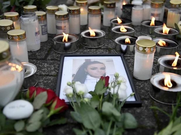 Ung man gripen för mord på Emilia, 20