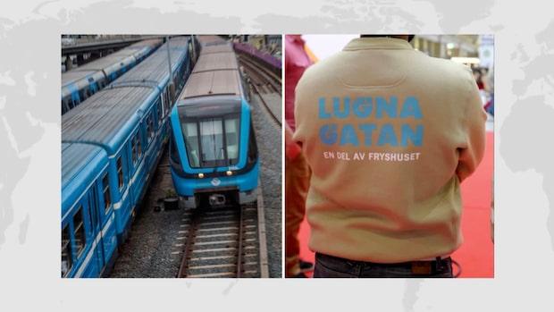 SL om varför man avslutar samarbetet med Lugna gatan