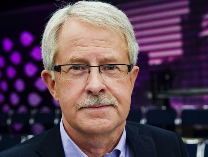 """UR handplockade en uttalad rasist till """"Diktatorn"""" som sänds i SVT. Sverker Olofsson: """"Jag tycker att det känns jädrigt tveksamt."""" Foto: Christian Örnberg"""