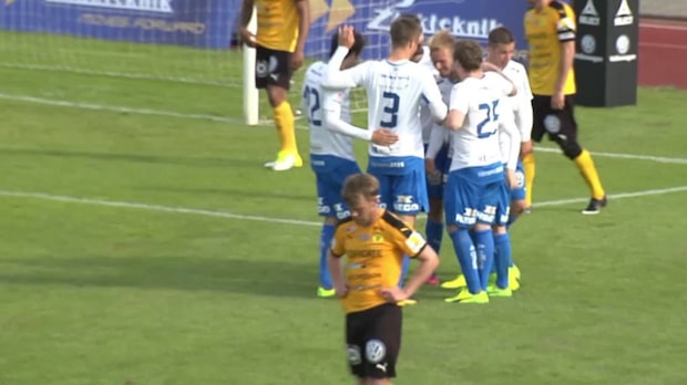 Highlights: IFK Värnamo-IK Frej 3-0