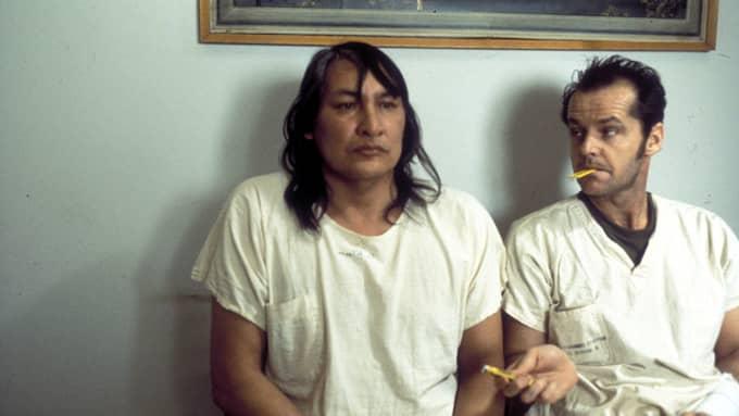 """R.P. McMurphy, i Jack Nicholsons skepnad i filmen """"Gökboet"""", har beskrivits som en Kristusfigur."""