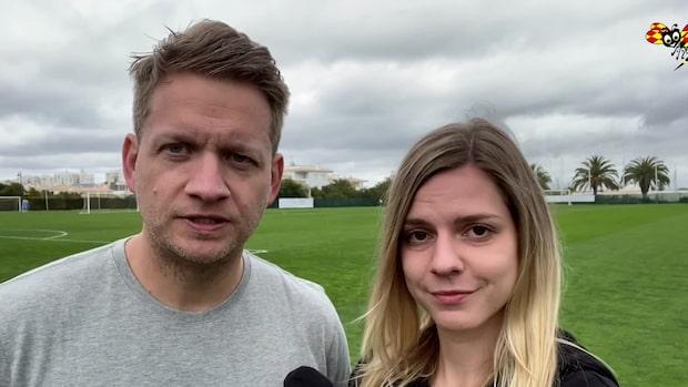 Tackade nej till storklubben – hamnade i IFK Göteborg