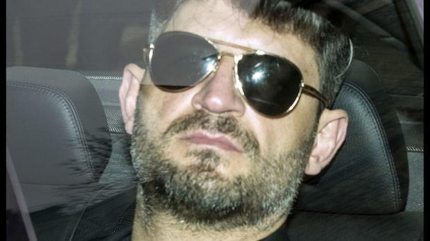Fadi Fawaz portad från George Michaels minnesstund